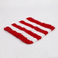 Candy Cane Crochet Tube Top 6 inches
